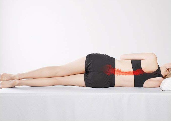 Fara Perna Ortopedica SideSleeper