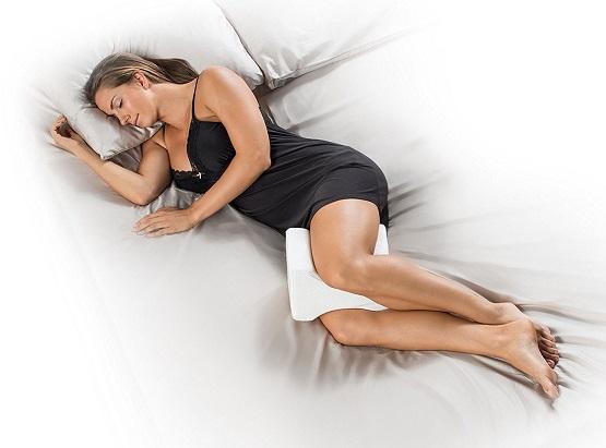 Perna Ortopedica Pentru Genunchi SideSleeper